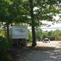 Camper, Lake Superior,Madeline Is 444
